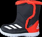 adidas Sport Performance - Lumilumi I Core Black/White/Bold Orange