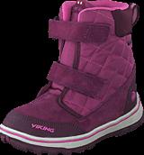 Viking - Tana 2 Vel  Gtx Aubergine/Plum
