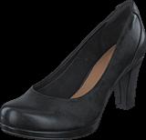 Clarks - Chorus Chic Black Leather