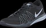 Nike - Wmns Nike Dual Fusion Tr Hit Blk/White-Mtlc-Wlf Gry