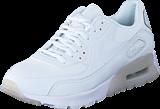 Nike - W Air Max 90 Ultra Essential White/White-Pure Platinum