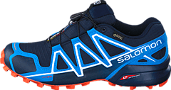 Salomon - SPEEDCROSS 4 GTX® Navy Blazer/Cloisonné/Flame
