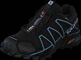 Salomon - Speedcross 4 GTX® W Bk/Bk/Metallic