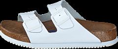 Birkenstock - Arizona SL Regular Soft Leather White