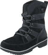 Sorel - Youth Meadow Lace 010 Black