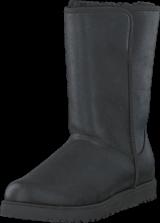 UGG Australia - Michelle Leather Black(BLK)