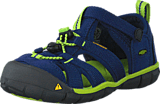 Keen - Seacamp II Cnx Children Blue Depths/Lime