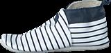 Bobux - Stripes Navy