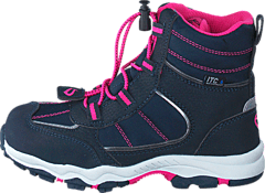 Leaf - Haugesund Waterproof Navy/Pink