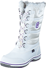 Leaf - Frostby Waterproof White