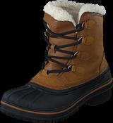 Crocs - Women's AllCast II Boot Wheat/Black