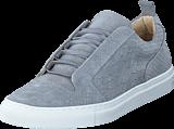 Bianco - Inn. Embossed Shoe JFM17 15 Grey