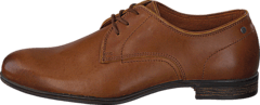Sneaky Steve - Markham Low Leather COGNAC