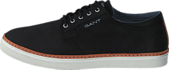 Gant - 14638646 Bari Low lace shoes G00 Black