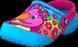 Crocs - Crocs Fun Lab Clog Flamingo/Electric Blue