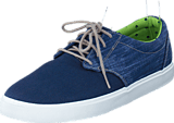 Crocs - CitiLane Canvas Lace M Navy/White
