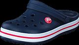 Crocs - Crocband Clog Kids Navy/Red
