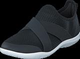 Crocs - Swiftwater X-strap W Black/White