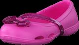 Crocs - Crocs Lina Flat K Party Pink