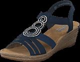 Rieker - 62459-14 Pazifik