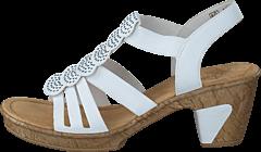Rieker - 69702-80 White