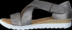 Rieker - 63085-91 Silver