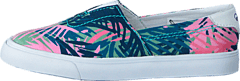 Hummel - Slip-on Ballerina Jungle JR Viridian Green