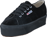 Superga - 2790 Velvet Black