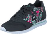Le Coq Sportif - Alice Tropical Paradise Black
