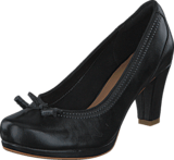 Clarks - Chorus Bombay Black Leather