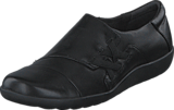 Clarks - Medora Sandy Black Leather