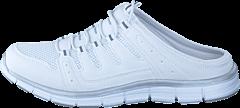 Polecat - 435-0309 Memory Foam Insock White