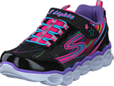 Skechers - S Lights - Lumbos 10613L BKMT