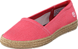 Timberland - Casco Bay Canvas Jute SO Spiced Coral Cotton