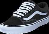 Vans - UA Old Skool Lite BLACK/WHITE