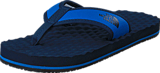 The North Face - Men's Base Camp Flip-Flop Cosmic Blue/ Heron Blue