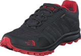 The North Face - Women's Litewave Fastpack GTX Phantom Grey/ Cayenne Red