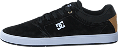 DC Shoes - Dc Crisis Shoe Black/Gold