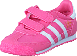 adidas Originals - Dragon Og Cf I Easy Pink S17/Ftwr White/Easy