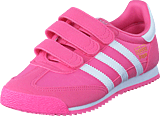 adidas Originals - Dragon Og Cf C Easy Pink S17/Ftwr White/Easy