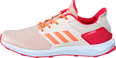 adidas Sport Performance - Rapidarun K Ftwr White/Easy Orange S17/Lin