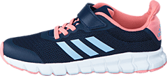 adidas Sport Performance - Rapidaflex El K Collegiate Navy/Easy Blue S17/