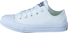 Converse - Chuck Taylor All Star 2 Ox Kids White