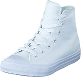 Converse - All Star II Hi White