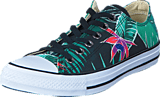 Converse - All Star Tropical Print Ox Menta/Black