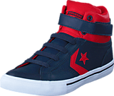 Converse - Pro Blaze Hi Leather Athletic Navy/Casino