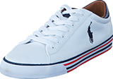 Polo Ralph Lauren - Harvey Pure White / Newport Navy