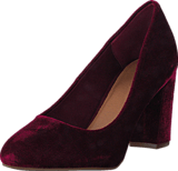 Bianco - Velvet Pump OND17 40 Wine Red