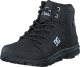 DC Shoes - Torstein Black/Athletic Red/White