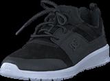 DC Shoes - Heathrow Prestige Black/White